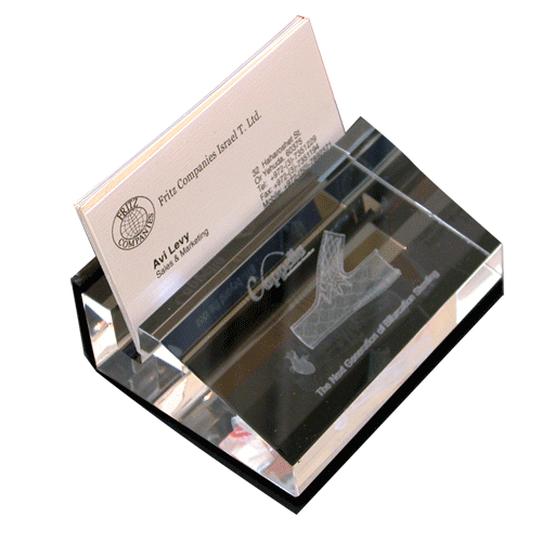 Business-card-holder-Capella-stent-Laser-3d-in-glass-side.png
